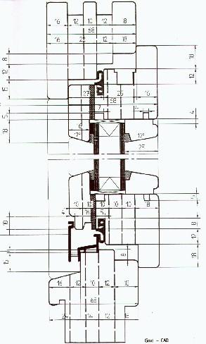 Iv 68 fenster zeichnung